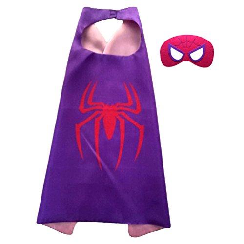 Super (Purple Minion Costume Girl)