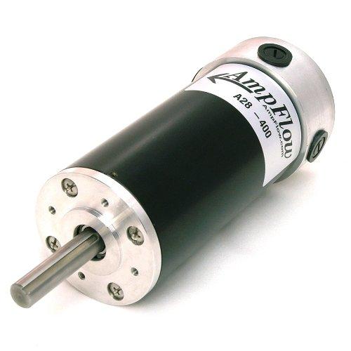 Image of AmpFlow A28-400 Brushed Electric Motor, 12V, 24V or 36 VDC, 4900 RPM Permanent Magnet Motors