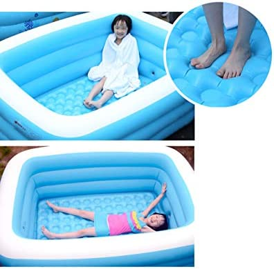 Swimming pool Piscina Inflable YUHAO(UK) para niños – Piscina ...