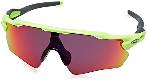 Oakley Men's OO9208 Radar EV Path Shield Sunglasses, Retina Burn/Prizm Road, 38 ()