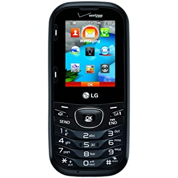 amazon com lg vn251s cosmos 3 verizon wireless black cell rh amazon com LG Cosmos VN250 User Manual Verizon Wireless LG Cosmos Manual