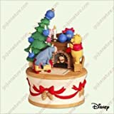 Getting Ready For Christmas Winnie The Pooh Collection 2005 Hallmark Ornament QXD4212