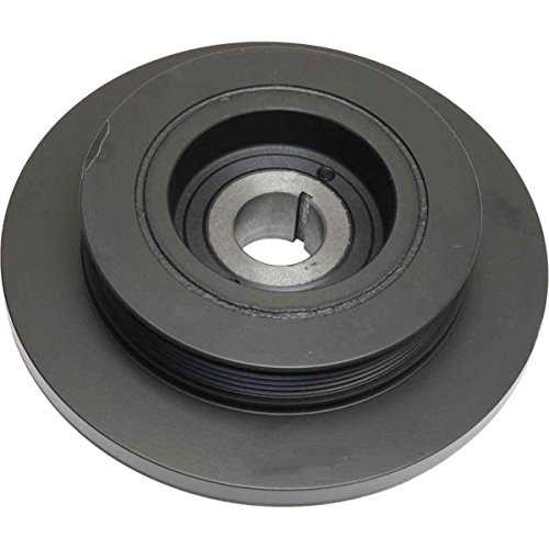 ankshaft Pulley For Lexus IS300 SC300 GS300 Toyota Supra 3.0L L6 Replaces OE# 13407-46020 ()