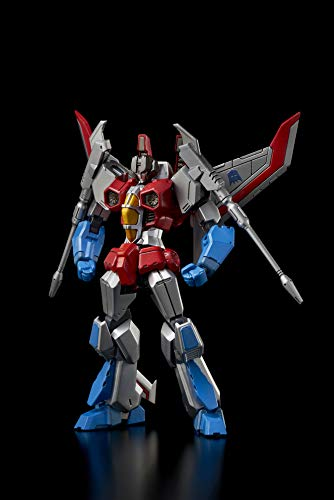 Flame Toys Furai Model 02 Starscream Transformers (Bumblebee Model Kit)