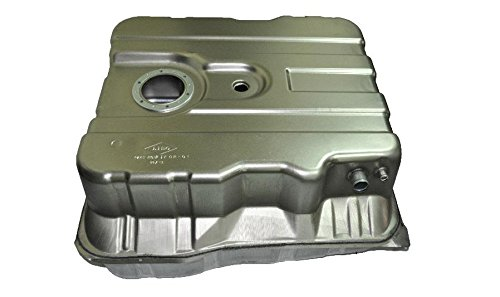 1999-2010 Ford F250 F350 F450 F550 Super Duty 40 Gallon Rear Bio-Diesel Tank. Made of Stainless Steel.