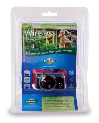 Instant Fence IF-275 Fence Receiver With Dog Collar 3 Levels
