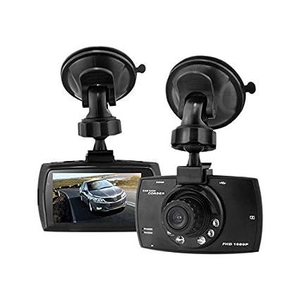 eDealMax 2,7 pulgadas videocámara de la cámara HD 1080P del coche DVR Grabador de