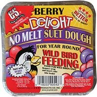 DPD Berry Delight Suet - Size: 11.75 Ounce