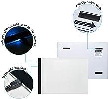 A4 LED luz Stencil Art Junta caja tablero de dibujo mesa adhesivo ...