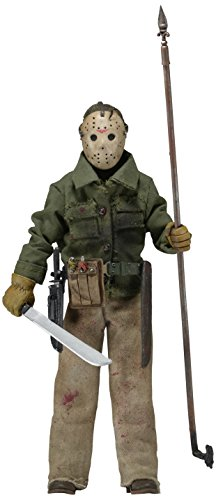 "NECA Friday the 13th Clothed 8"" Figure - Jason (Part 6) Action Figure"