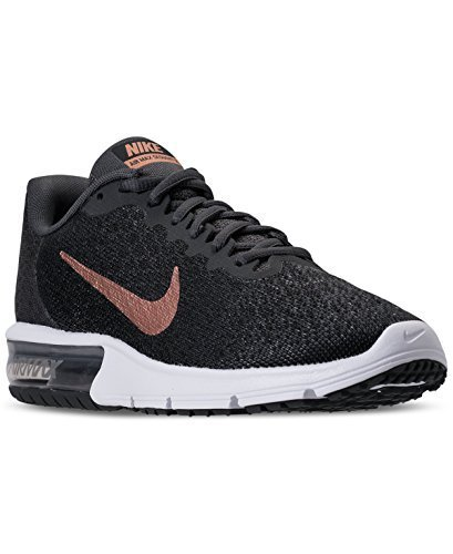 7d6c4ec0775 Nike Air Max Sequent 2 Femmes Chaussures de Sport Jogging Baskets ...