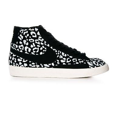 c1fd12c33925 NIKE Womens Leopard Print Blazer High