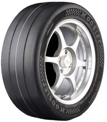 Hoosier Racing Tires Drag Radial Tire P275/40R17