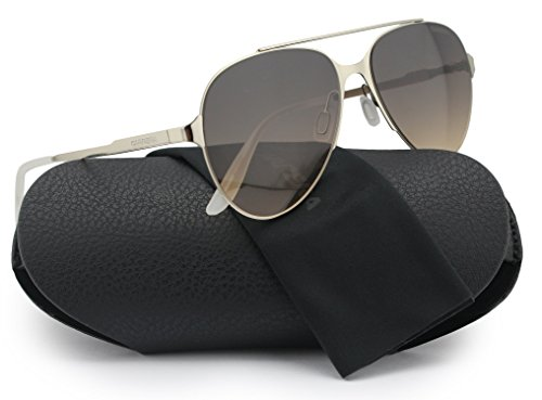 verick Sunglasses Light Gold w/Grey Gradient (03YG) 3YG FI 57mm Authentic ()