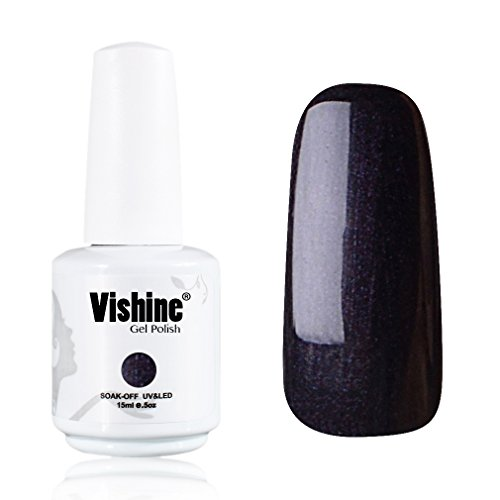 Vishine Gelpolish Professional Lacquer Color Soak Off UV LED