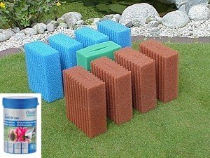 oase biokick 200 ml Oase /éponge de remplacement pour oase biotec 10.1 les filtres avec filtre d/étang