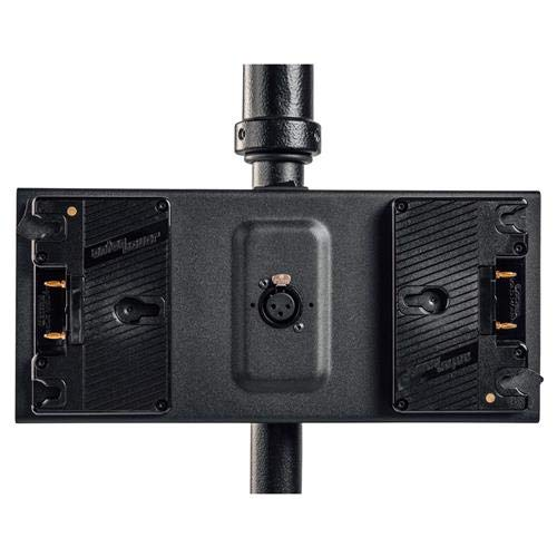 Litepanels Gold-Mount Dual Battery Bracket for Gemini 2x1 Soft LED Panel by Litepanels (Image #4)