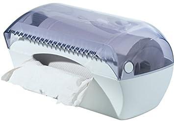 Mar Plast Dispensador Dispensador de Toallas de Papel a Pared o de Mesa para toallitas Componentes a V y Rollo combinotto: Amazon.es: Bricolaje y ...