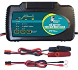 WirthCo 20087 Battery Doctor 2 Amp/8 Amp/16 Amp 12V Smart Charger/Maintainer