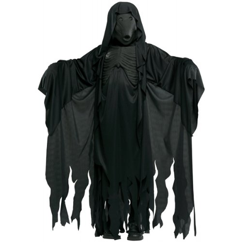 Dementor Harry Potter Child Costumes (Harry Potter Dementor Costume Boy - Child (8-10))