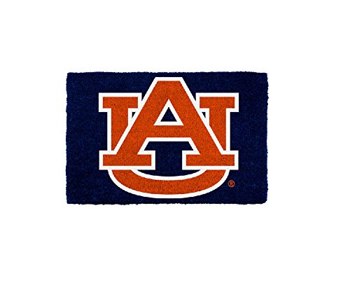 Game Day Outfitters NCAA Auburn Tigers Auburn University Doormatauburn University Doormat, Varied, One Size (Auburn Tigers Door Mat)