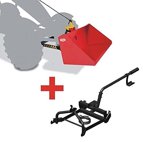 Schaufel 15.60.50 Berg Anbaupaket II vorne Aktion Hebevorrichtung vorne 15.60.40