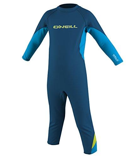 ne UPF 50+ Full Suit, Deep sea/Sky/Lime, 4 ()
