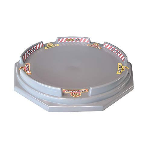 Beyblade Large Size Stadium Beyblade Arena for Battling Top, 25.7'' x 24.6'' x 3'' by Toy (Image #1)