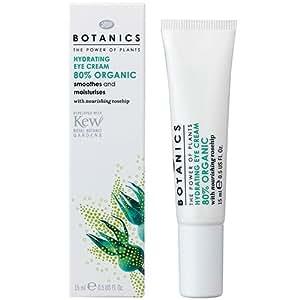 Amazon.com: Boots Botanics Organic Hydrating Eye Cream - 0 ...