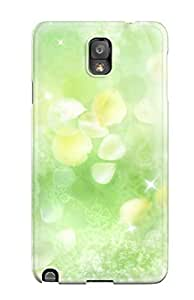Brand New Note 3 Defender Case For Galaxy (fresh Spring Design )