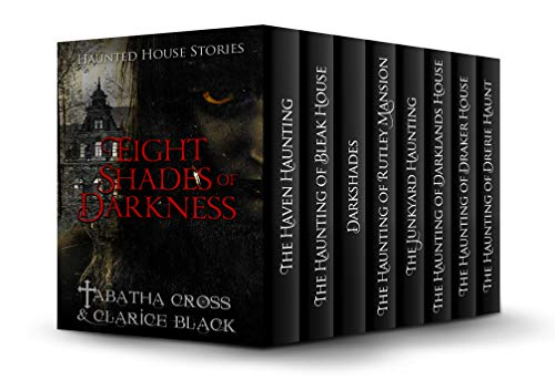 Eight Shades of Darkness (8 Book Box Set)