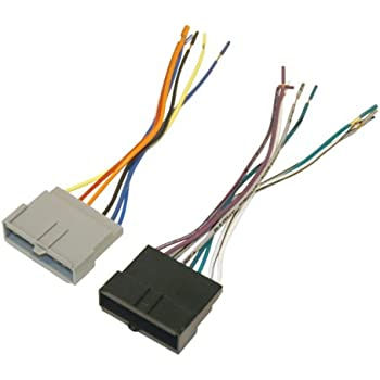 41WLtNrFL9L._SL500_AC_SS350_ amazon com scosche gm02b wire harness to connect an aftermarket Scosche Wiring Harness Color Code at eliteediting.co
