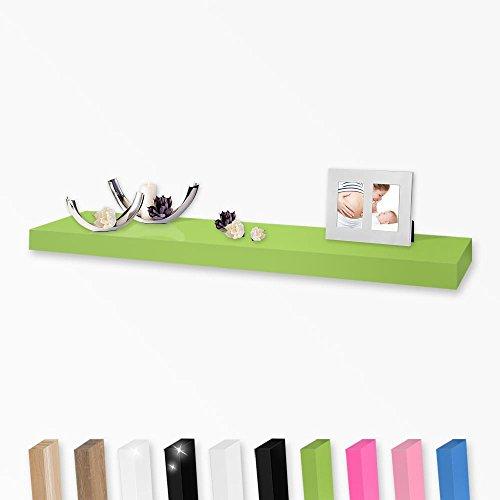 Wandboard, Farbe:Grün;Länge:60cm