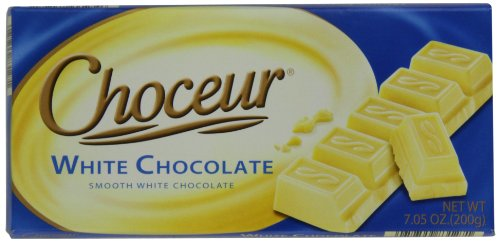 - Choceur White Chocolate Made in Germany, 7.05 Ounce