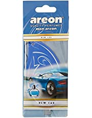 mon areon card freshener - new car - for car