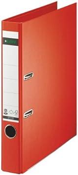 Wide red /DE 4 Leitz quality-vollpapier cartella 180//°/ /Parent ASIN/