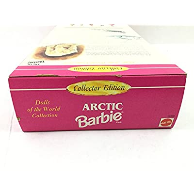Arctic Barbie Collector's Edition: Toys & Games