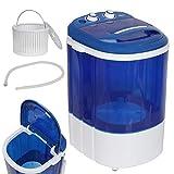 ZENY Portable Mini Laundry Washing Machine Small