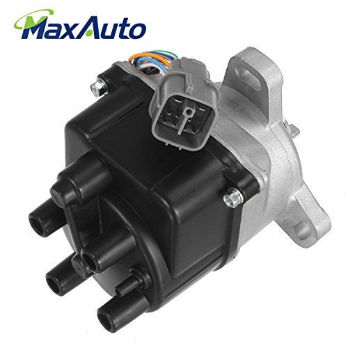 (MaxAuto Ignition Distributor for Acura Integra 606-58906 TD85U TD-85U TD-75U TD75U TC08A 3117423 DST17423 1996 1997 1998 1998 2000 2001 RS LS GS)