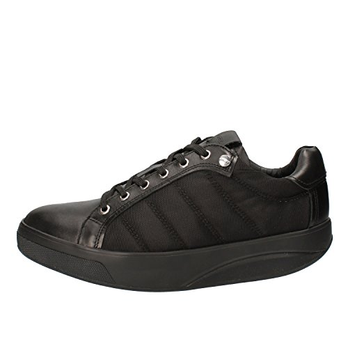 MBT Sneakers Hombre 42 EU Negro Textil / Cuero