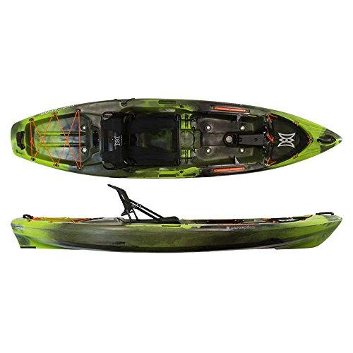 Perception Pescador Pro Sit On Top Kayak for Fishing - 12.0