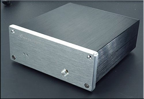 Breeze SU3 ESS9018 top asynchronous USB DAC decoding flagship XMOS