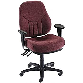 amazon com lorell high back multi task chair 26 7 8 by 26 by 39