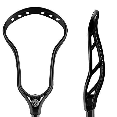 Maverik Optik 2.0 Lacrosse Head Unstrung (Black)