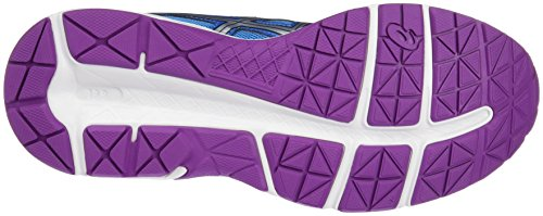 Asics Women's Gel-Contend 4 Competition Running Shoes Blue (Diva Blue/Silver/Orchid) 50CTVGQt