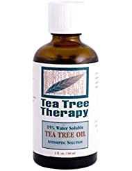 Tea Tree Therapy 15% Water Soluble Oil, 2 Fluid Ounce by Tea Tree Therapy