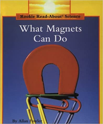 Book What Magnets Can Do (Rookie Read-About Science)