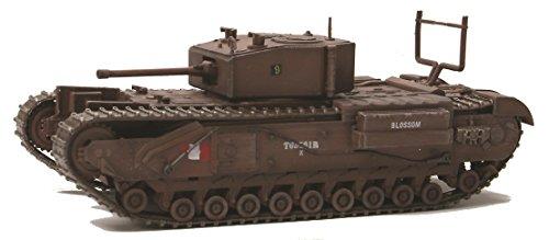 Dragon Models 1/72 Churchill Mk.III 1st Canadian Army Tank Brigade Dieppe 1942 Military Vehicle Kit