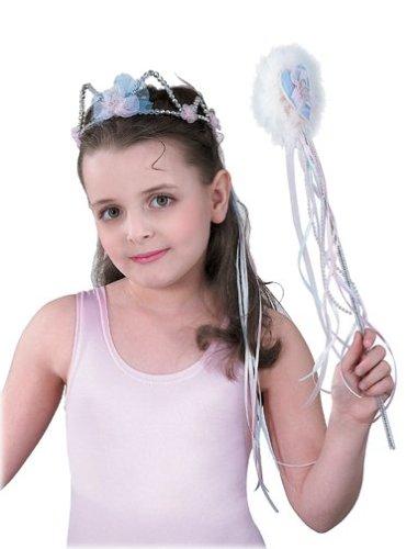 Barbie Swan Lake Halloween Costume (Swan Lake Wand and Tiara Set)