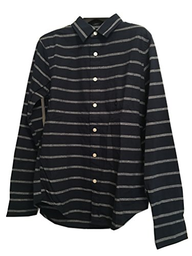 Abercrombie & Fitch New York Men's Striped Shirt Multi Sizes (M)